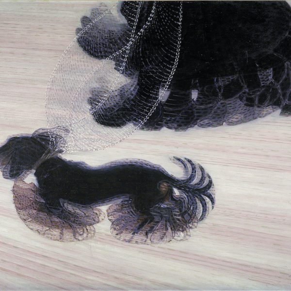 "TASMALI KÖPEĞİN HAREKETLİLİĞİ ""DYNAMISM OF A DOG ON A LEASH"" – BALLA"
