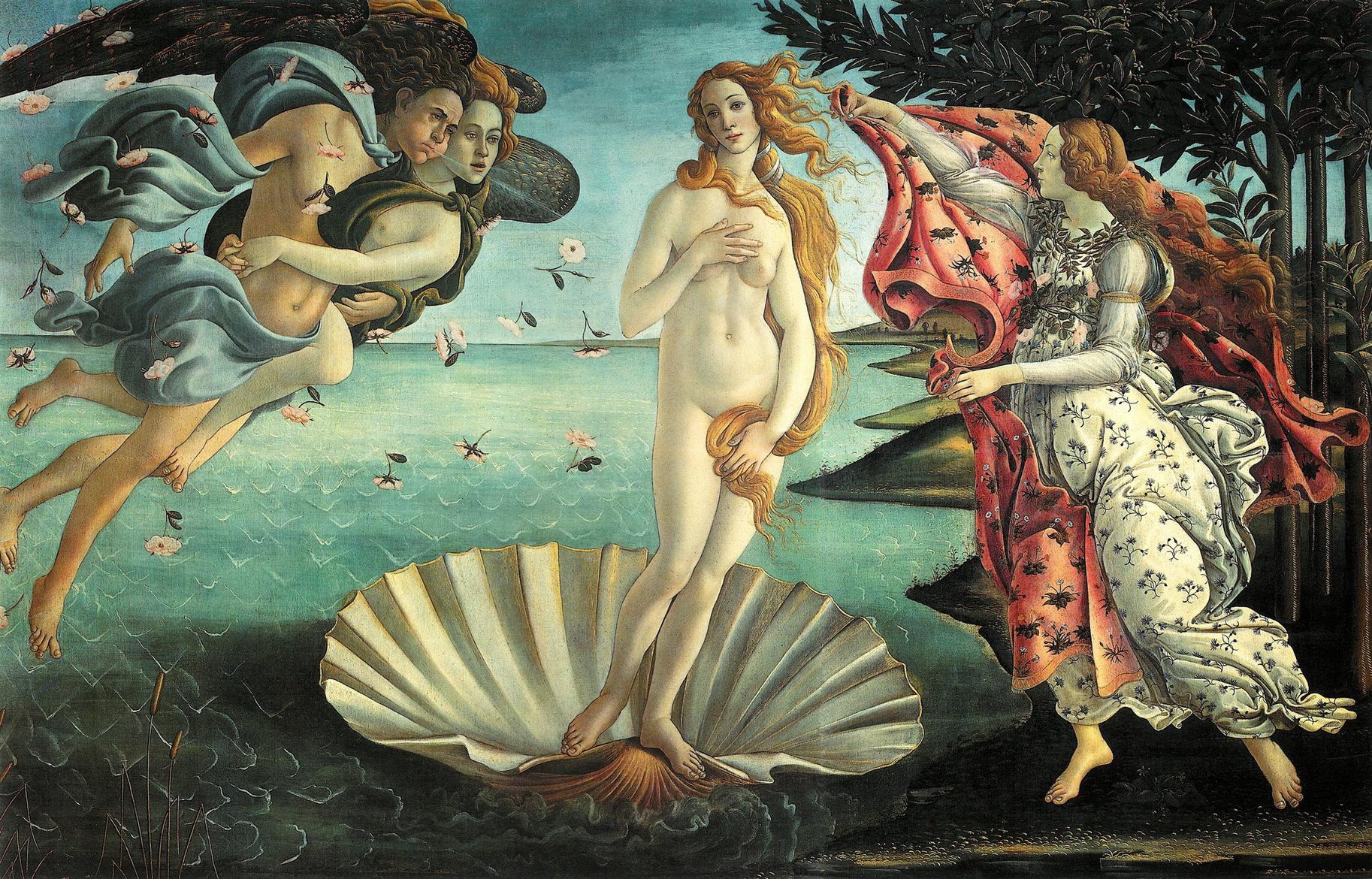 Efsane Zeusun Doğuşu: özet, anlam