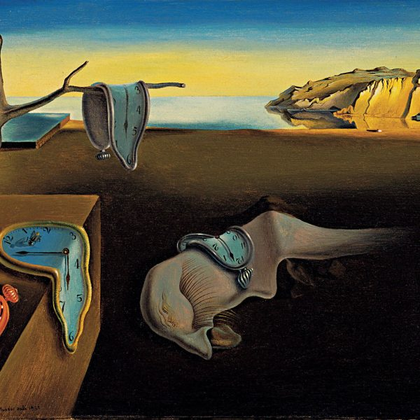 THE PERSISTENCE OF MEMORY – DALÍ