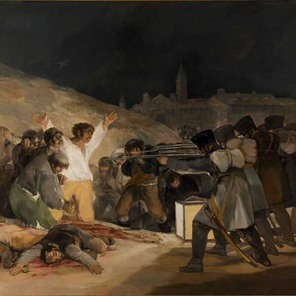 "3 MAYIS 1808 ""THE THIRD OF MAY, 1808"" – GOYA"