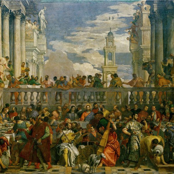 "CANA'DA DÜĞÜN ""THE WEDDING AT CANA"" – VERONESE"