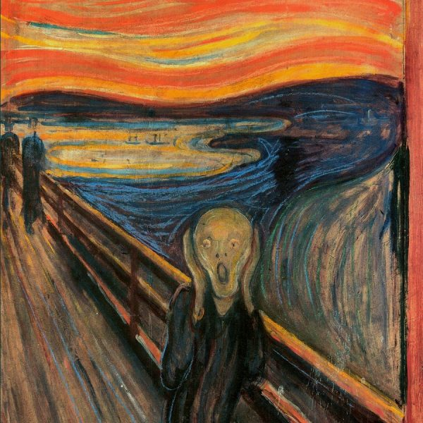THE SCREAM - MUNCH