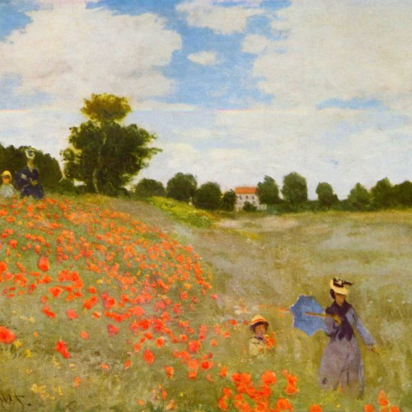 "GELİNCİKLER ""POPPIES"" – MONET"