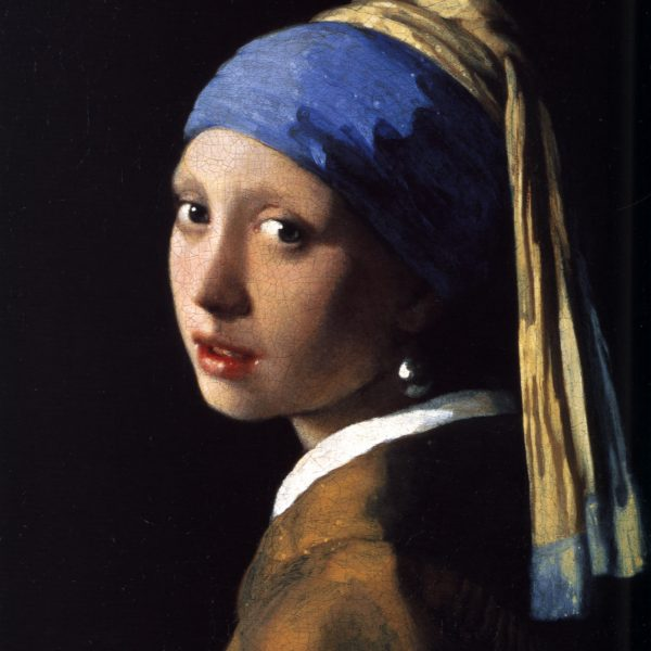 "İNCİ KÜPELİ KIZ ""GIRL WITH A PEARL EARRING"" – VERMEER"