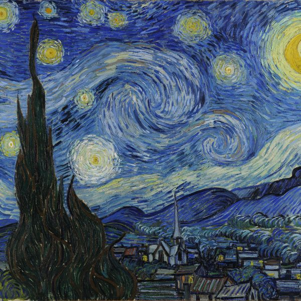 "YILDIZLI GECE ""THE STARRY NIGHT"" – VAN GOGH"