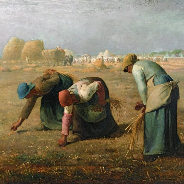 "TOPLAYICILAR ""THE GLEANERS"" – MILLET"