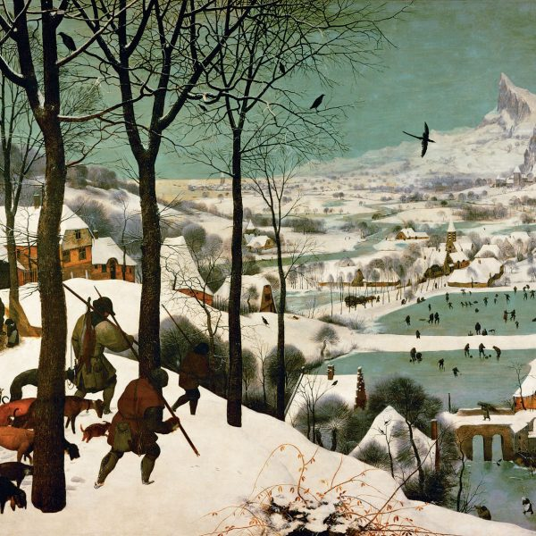 "KARDA AVCILAR ""THE HUNTERS IN THE SNOW"" – YAŞLI PIETER BRUEGHEL"