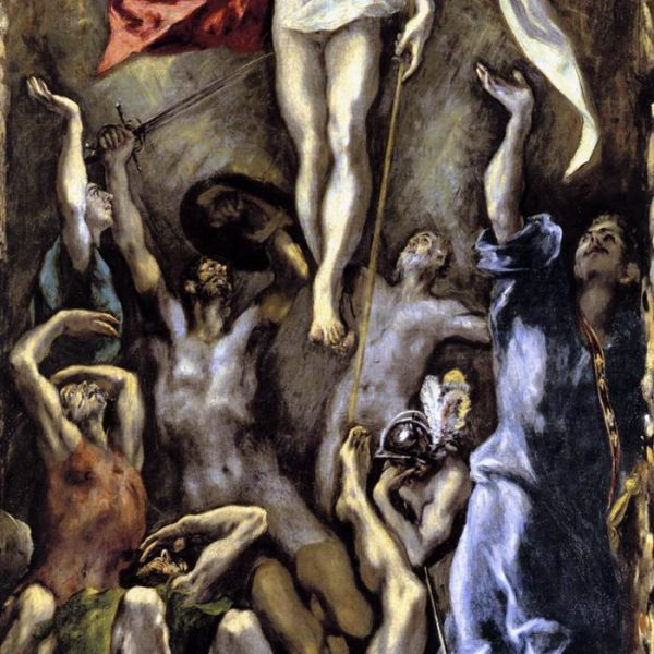 "DİRİLİŞ ""THE RESURRECTION"" – EL GRECO"