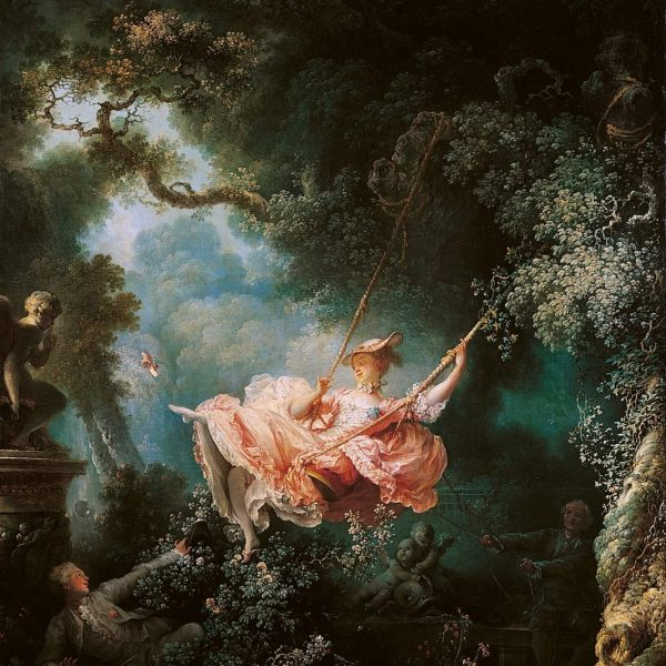 "SALINCAK ""THE SWING"" – FRAGONARD"