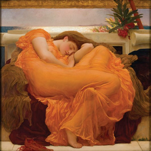 "HAZİRAN ALEVİ ""FLAMING JUNE"" – LEIGHTON"