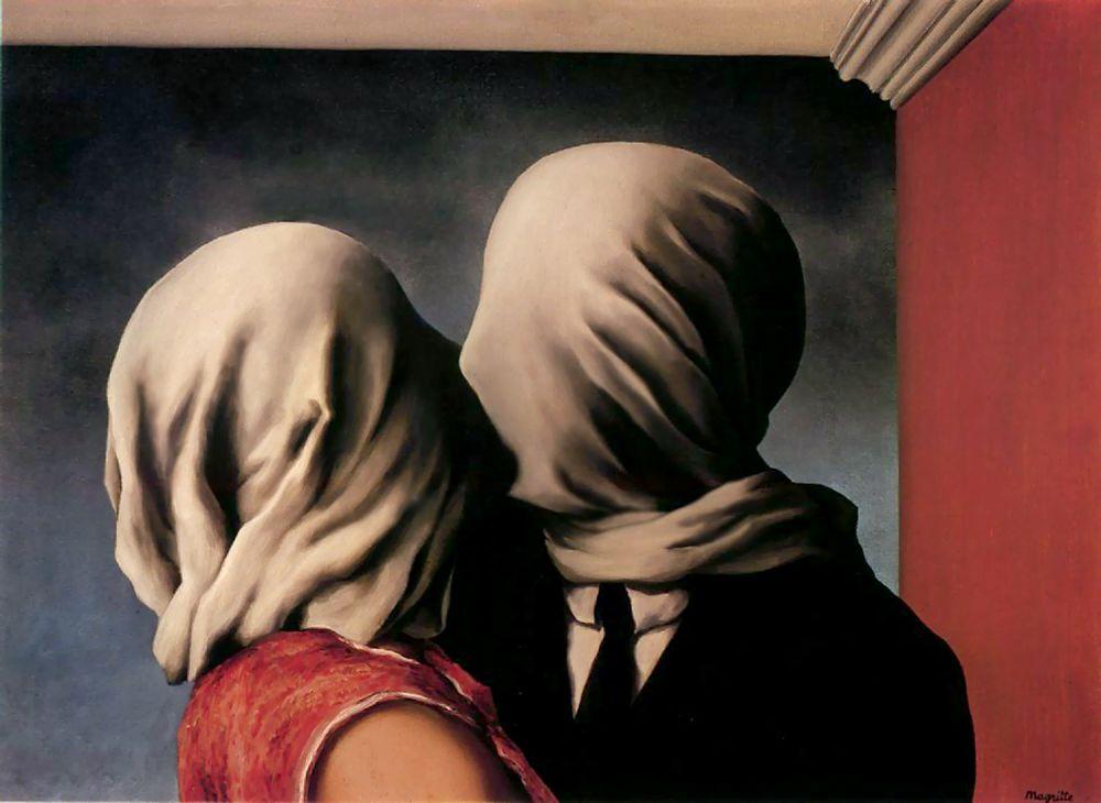 """Sanata Başla! » Sanata Yeni Başlayanlara » AŞIKLAR """"THE LOVERS ..."""