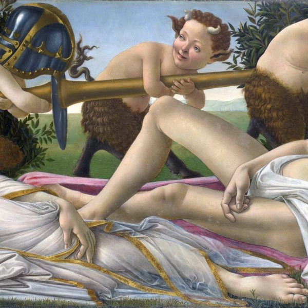 "VENÜS VE MARS ""VENUS AND MARS"" – BOTTICELLI"