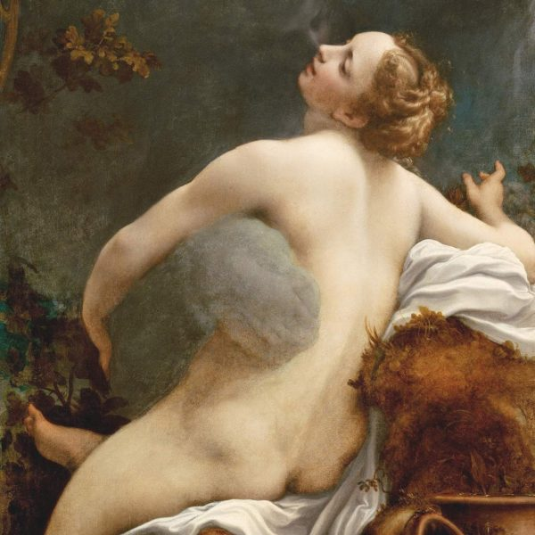 "JÜPİTER VE IO ""JUPITER AND IO"" – CORREGGIO"