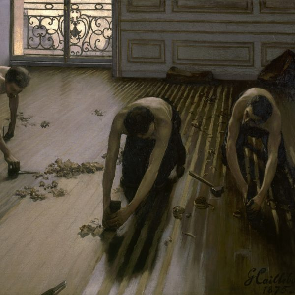 "ZEMİN KAZIYICILAR ""THE FLOOR SCRAPERS"" – CAILLEBOTTE"