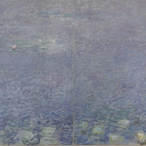 """NİLÜFERLER """"WATER LILIES"""" – MONET"""
