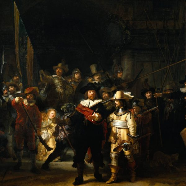 "GECE DEVRİYESİ ""THE NIGHT WATCH"" – REMBRANDT"