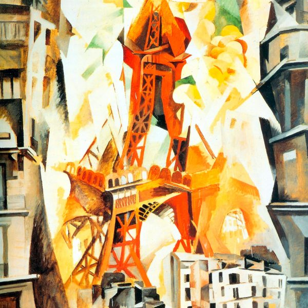 "CHAMPS DE MARS: KIZIL KULE ""CHAMPS DE MARS: THE RED TOWER"" – DELAUNAY"