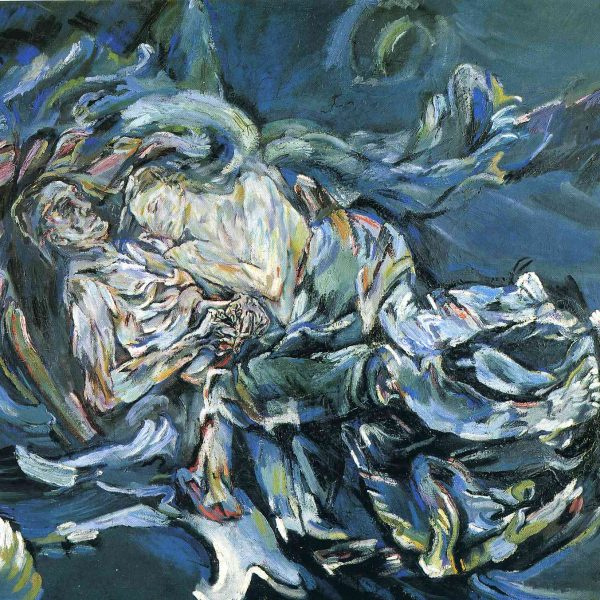 "RÜZGARIN GELİNİ ""THE BRIDE OF THE WIND"" – KOKOSCHKA"