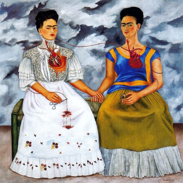 "İKİ FRIDA ""THE TWO FRIDAS"" – FRIDA KAHLO"