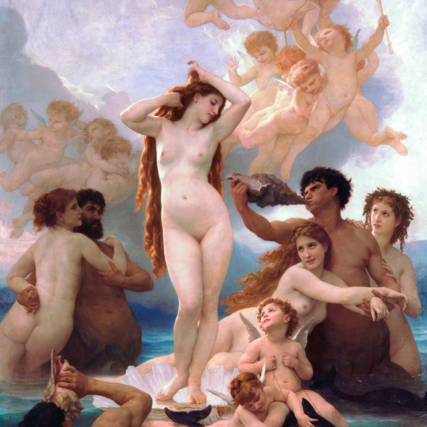 "VENÜS'ÜN DOĞUŞU ""THE BIRTH OF VENUS"" – BOUGUEREAU"