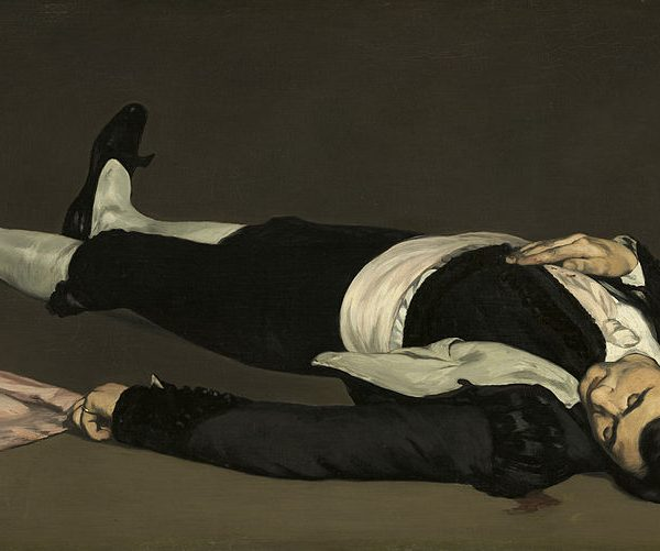 "ÖLÜ MATADOR ""THE DEAD TOREADOR"" – MANET"