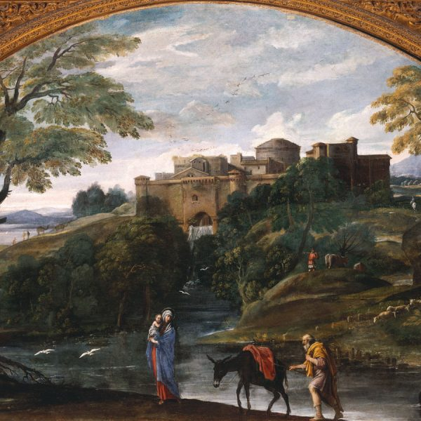"MISIR'A KAÇIŞ ""THE FLIGHT INTO EGYPT"" – CARRACCI"