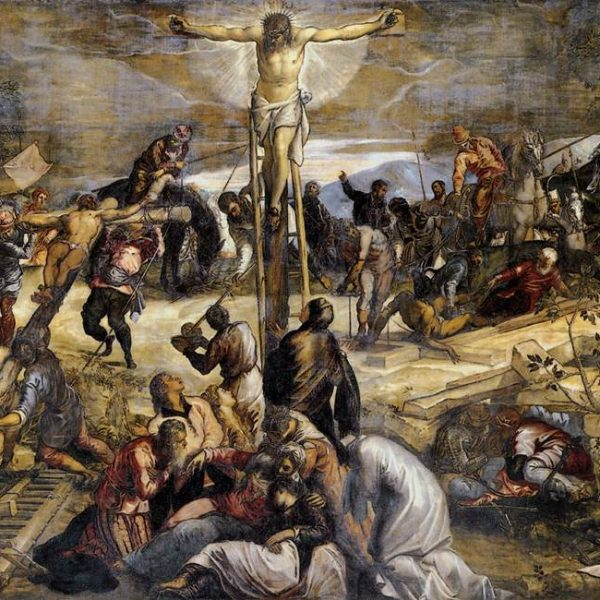 "ÇARMIHA GERİLİŞ ""THE CRUCIFIXION"" – TINTORETTO"