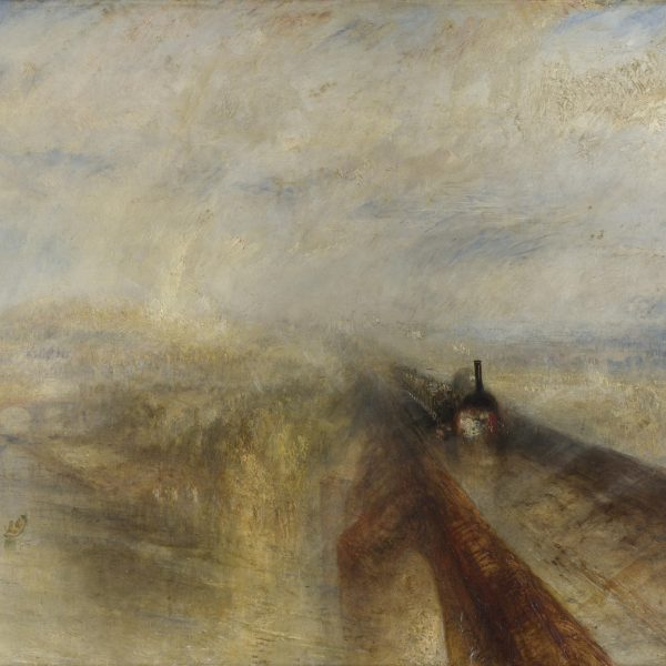 "YAĞMUR, BUHAR VE SÜRAT ""RAIN, STEAM AND SPEED"" – TURNER"
