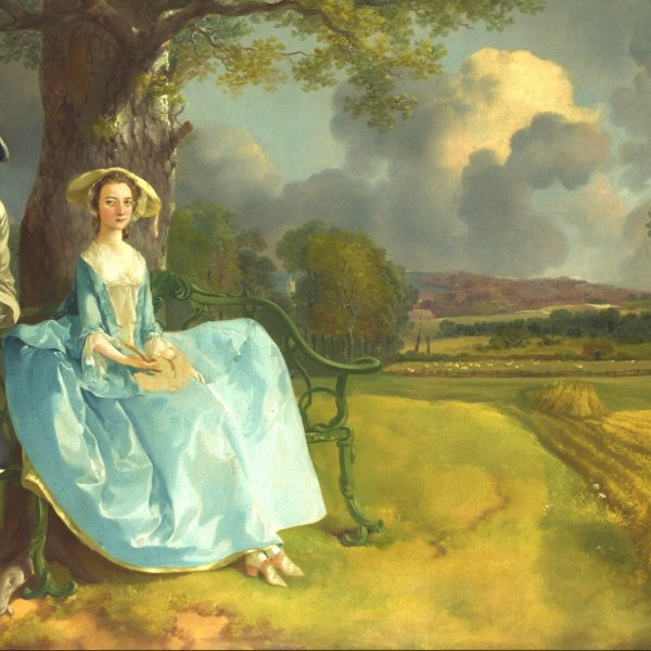 "BAY VE BAYAN ANDREWS ""MR AND MRS ANDREWS"" – GAINSBOROUGH"