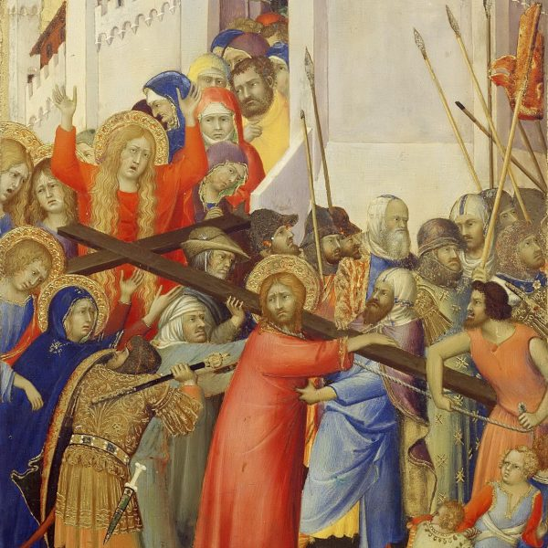 "ÇARMIHIN TAŞINMASI ""THE CARRYING OF THE CROSS"" – MARTINI"