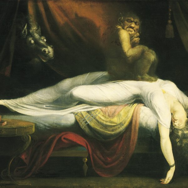 "KABUS ""THE NIGHTMARE"" – FUSELI"