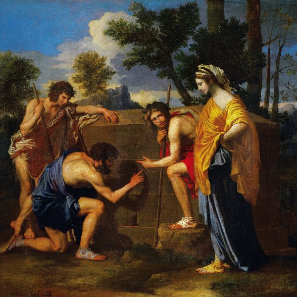 "ARKADYALI ÇOBANLAR ""THE ARCADIAN SHEPHERDS"" – POUSSIN"