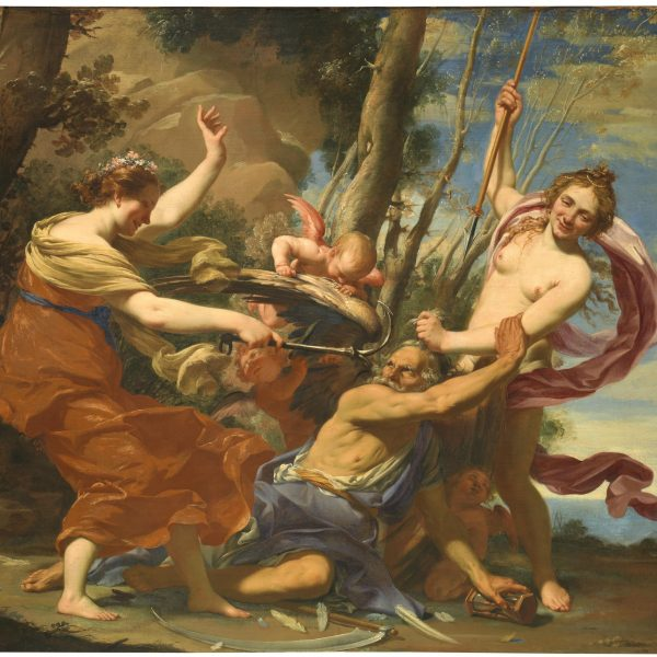 "UMUT, GÜZELLİK VE AŞK TARAFINDAN MAĞLUP EDİLEN ZAMAN ""TIME DEFEATED BY HOPE, BEAUTY AND LOVE"" – VOUET"