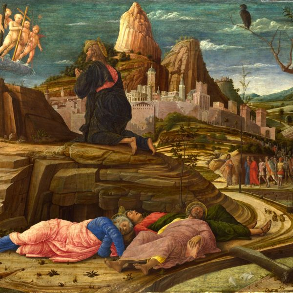 "BAHÇEDE IZDIRAP ""AGONY IN THE GARDEN"" – MANTEGNA"
