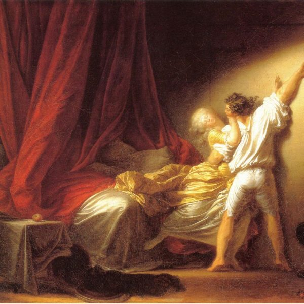 "SÜRGÜ ""THE BOLT"" – FRAGONARD"