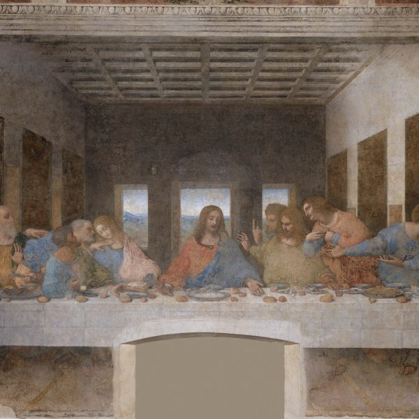 "SON AKŞAM YEMEĞİ ""THE LAST SUPPER"" – LEONARDO DA VINCI"