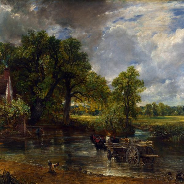 "SAMAN ARABASI ""THE HAY WAIN"" – CONSTABLE"