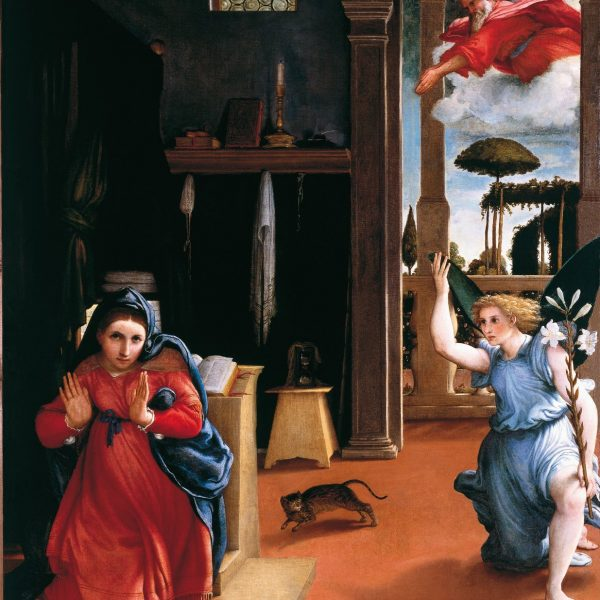 "BEŞARET ""THE ANNUNCIATION"" – LOTTO"