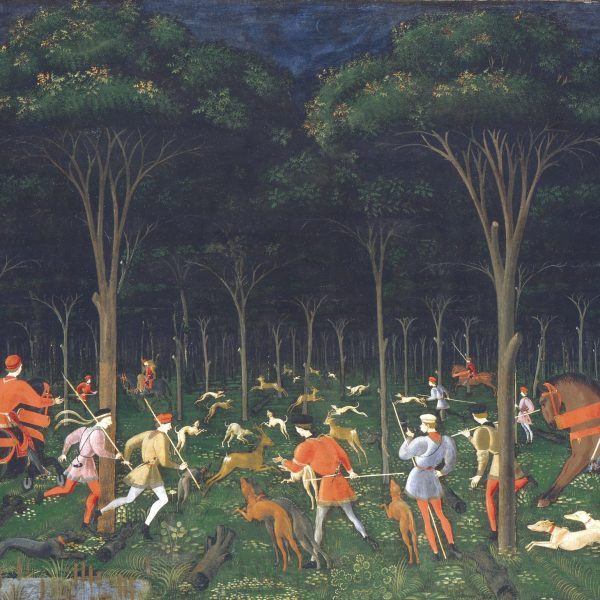 "ORMANDA AV ""HUNT IN THE FOREST"" – UCCELLO"