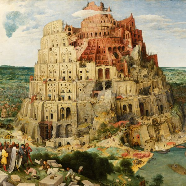 "BABİL KULESİ ""THE TOWER OF BABEL"" - YAŞLI PIETER BRUEGHEL"